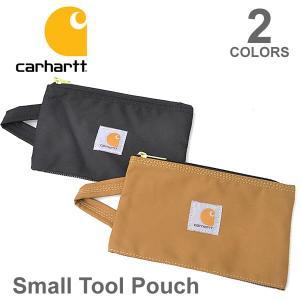 カーハート/carhartt SMALL TOOL POUCH スモールツールポーチ ポーチ 工具入れ ケース トラベルポーチ ペンケース ブラック bobsstore