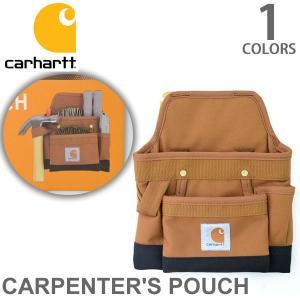 カーハート/carhartt 107301 CARPENTER'S POUCH ポーチ 小物入れ 大工 DIY ハンマー バッグ アウトドア キャンプ|bobsstore