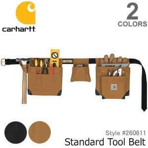 カーハート/carhartt 260611 Legacy Standard Tool Belt  スタンダード ツールベルト ツールエプロン ワークエプロン 大工 作業着 DIY ブラウン 工具入れ|bobsstore