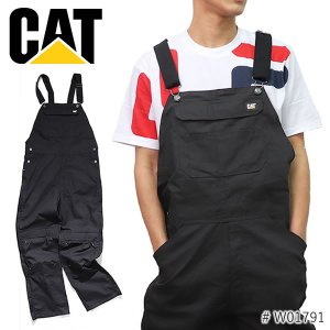 キャット【CAT】CATERPILLAR キャタピラー ELEMENTAL BIB OVERALL ...
