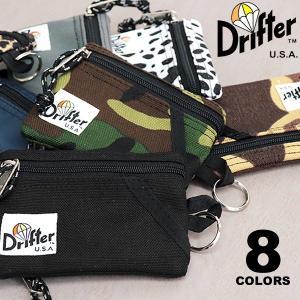 【ブランド】 Drifter/ドリフター  【モデル名】 KEY COIN POUCH  【生産国】...