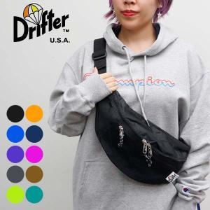 【ブランド】 Drifter/ドリフター  【モデル名】 WAIST PACK  【生産国】 アメリ...