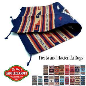 エルパソサドルブランケット【el paso saddleblanket】Fiesta and Hacienda Rugs ラグ インテリア ネイティブ bobsstore