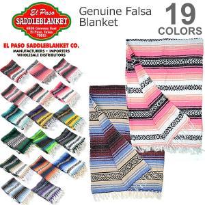 エルパソサドルブランケット/el paso saddleblanket Genuine Falsa Blanket ラグ インテリア ネイティブ柄 アジアン雑貨 ヨガ bobsstore