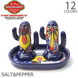エルパソサドルブランケット【el paso saddleblanket】SALT&PEPPER ソルト ペッパー 容器 塩 こしょう ネイティブ柄 ア bobsstore