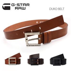 ジースター ロウ/G-STAR RAW DUKO Belt 89002D.3127.559 メンズ ベルト COGNAC ブラウン 茶色 定番 レザー|bobsstore