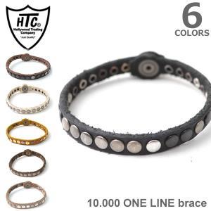 ハリウッドトレーディングカンパニー HTC(Hollywood Trading Company)10.000 ONE LINE brace 全6col|bobsstore