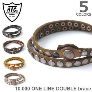 ハリウッドトレーディングカンパニー HTC(Hollywood Trading Company)10.000 ONE LINE DOUBLE brac|bobsstore