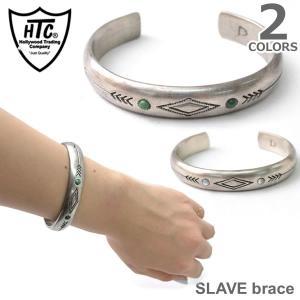 ハリウッドトレーディングカンパニー HTC(Hollywood Trading Company) SLAVE brace Silver/green S|bobsstore