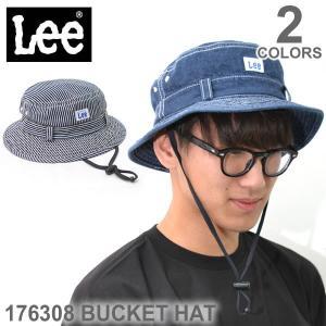 リー/Lee 100-176308 HAT バケットハット メンズ レディース カジュアル 帽子 デニム  スポーツ お出かけ   日よけ ユニセック|bobsstore