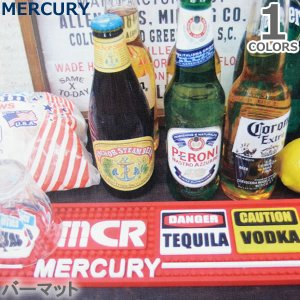 マーキュリー/MERCURY バーマット MEBAMA アメリカン雑貨 食器置き マット 観葉植物 インテリア 雑貨 レッド|bobsstore