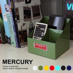 マーキュリー/MERCURY リモートツールボックス リモコン 小物入れ アメリカン雑貨 インテリア...
