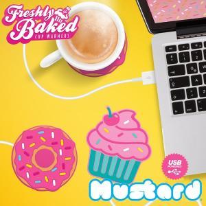 マスタード【Mustard】FRESHLY BAKED CUP WARMER カップウォーマー ホットドリンク HOT DRINK USB M11011 温飲料 bobsstore