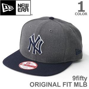 ニューエラ【NEW ERA】ニューヨーク ヤンキース 9FIFTY スナップバック ORIGINAL FIT MLB New York Yankees 9fifty 11190918 帽子|bobsstore