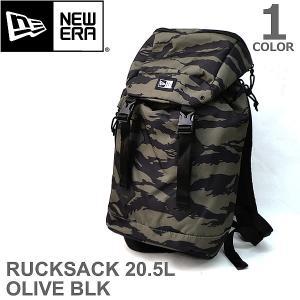 ニューエラ/NEW ERA RUCKSACK M 900D 2 TSC OLIVE BLK 20.5L ラックサック メンズ レディース バッグ リュ|bobsstore