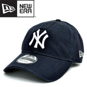 ニューエラ【NEW ERA】 11417784 920 9TWENTY CORE CLASSIC ヤンキース ネイビー×ホワイト ストラップバック キャップ 帽子【メール便送料無料】 bobsstore