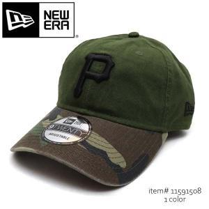 ニューエラ/NEW ERA ピッツバーグ・パイレーツ 9TWENTY アジャスタブル 11591508 帽子 キャップ CAP 迷彩 カモフラージュ  CORE CLASSIC REP PITPIR bobsstore