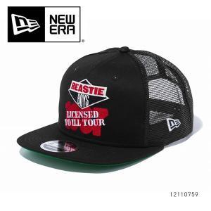 ニューエラ【NEW ERA】 12110759 9FIFTY Original Fit トラッカー BEASTIE BOYS 950 ビースティーボーイズ 帽子 キャップ CAP メッシュ スナップバック|bobsstore