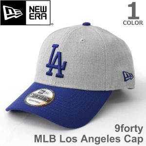 ニューエラ【NEW ERA】ロサンゼルス ドジャース 9FORTY マジックテープ MLB Los Angeles Dodgers 9forty 80161284 帽子|bobsstore