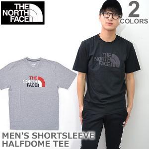 ザ・ノース・フェイス/THE NORTH FACE Men's SHORT SLEEVE HARFDOME TEE NF0A3RUL STANDARD FIT Tシャツ 半袖 メンズ 人気 Tシャツ アウトドア|bobsstore