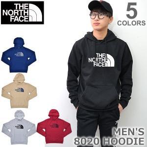 ザ・ノース・フェイス/THE NORTH FACE Men's 8020 HOODIE NF0A3RUE フード パーカー プルオーバー メンズ|bobsstore