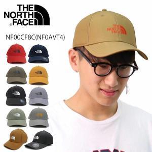 ザ・ノース・フェイス【THE NORTH FACE】66 CLASSIC HAT NF00CF8C キャップ TNFロゴ 帽子 CAP メンズ レディース アウトドア フリーサイズ 9color|bobsstore