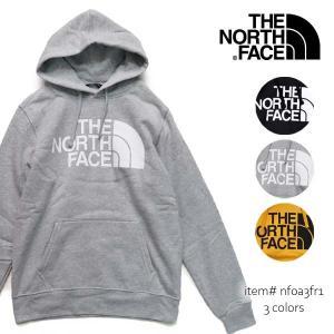 ノースフェイス【THE NORTH FACE】MEN'S HALF DOME PULLOVER HOODIE NF0A3FR1 ハーフドーム プルオーバー パーカー フーディー|bobsstore