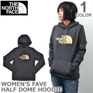 ザ・ノース・フェイス/THE NORTH FACE Women' Fave Half Dome Pullover Hoodie NF00A6S1 ハーフドーム プルオーバー フード パーカー トップス bobsstore