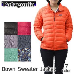 パタゴニア【patagonia】ガールズ・ダウン・セーター レディース  Girls' Down Sweater Jacket 68233 レギュラーフィット 防寒 キャンプ 2018モデル|bobsstore