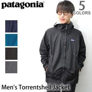 パタゴニア【patagonia】メンズ トレントシェル ジャケット Men's Torrentshell Jacket 83802 メンズ アウター  レギュラーフィット 防寒  登山 フード bobsstore