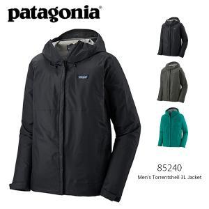 パタゴニア【patagonia】メンズ・トレントシェル 3L・ジャケット Men's Torrent...
