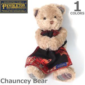 ペンドルトンテディーベア出産祝いにもおすすめbear/chauncey/トラッド/PENDLETONマラソン201211_ファッション|bobsstore