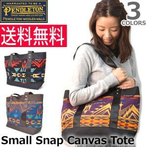 ペンドルトン PENDLETON GB326 ネイティブ柄 トートバック Small Strap Canvas Tote ドップバッグ ウール マチ付き|bobsstore