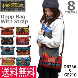 送料無料 正規品ペンドルトンPENDLETON ネイティブ柄 斜めがけ バック Dopp Bag With Strap ドップバッグ ポシェット マチ|bobsstore