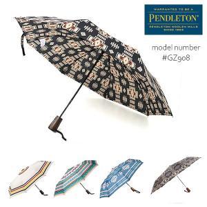 ペンドルトン【PENDLETON】 折り畳み傘 UMBRELLA アンブレラ ワンタッチオープン GZ908 54229 54091 54552 折りたたみ 傘 かさ 折畳み|bobsstore