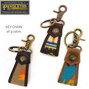ペンドルトン【PENDLETON】KEY CHAIN GZ956 キーリング キーホルダー キーチェーン ネイティブ柄 男女兼用|bobsstore