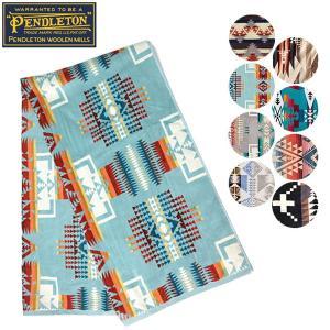 ペンドルトン PENDLETON JACQUARD BATH TOWEL バスタオル XB218 TOWEL キャンプ バスタオル ビーチ 誕生日|bobsstore