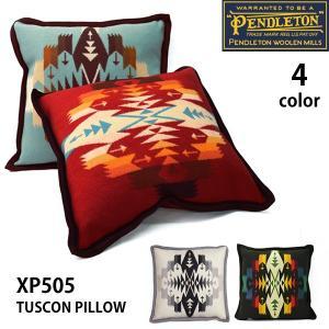ペンドルトン/PENDLETON TUSCON PILLOW XP505 ネイティブ柄 ピロー クッション チマヨ柄 プレゼント ペンデルトン bobsstore