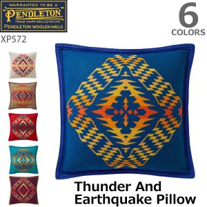 ペンドルトン【PENDLETON】Thunder And Earthquake Pillow/ネィティブアメリカン柄ピロー/PILLOW/クッション/|bobsstore