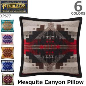 ペンドルトン【PENDLETON】Mesquite Canyon Pillow/ネィティブアメリカン柄ピロー/PILLOW/クッション/チマヨ柄/プレ|bobsstore