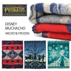 ペンドルトン【PENDLETON】DISNEY'S MICKEYS × FROZEN FRONTIE...