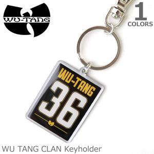 ウータンクラン/WU TANG CLAN  ラバー キーホルダー バンド ロック グッズ キーホルダー 正規ライセンスアイテム 正規品 本物 ネコポスのみ送料無料|bobsstore