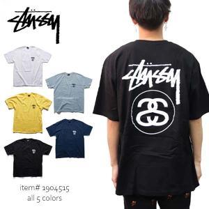 ステューシー/STUSSY 1904515 STOCK LINK TEE メンズ 半袖 Tシャツ ス...