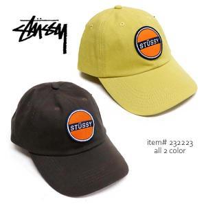 ステューシー【STUSSY】NOA WASH LOW PRO CAP キャップ 帽子 ストリート サイズ調整可能 メンズ レディース 【ネコポス発送のみ送料無料】|bobsstore