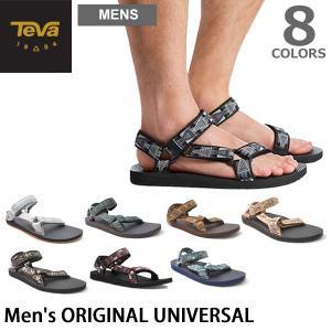 テバ/Teva Men's ORIGINAL UNIVERSAL メンズ オリジナル ユニバーサル スポーツサンダル アウトドア 1004006