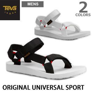 テバ/Teva Men's ORIGINAL UNIVERSAL SPORT メンズ スポーツサンダル オリジナルユニバーサル スポーツ アウトドア  走れるサンダル 1008648 bobsstore