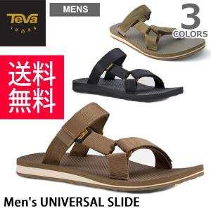 テバ/Teva Men's UNIVERSAL SLIDE メンズ ユニバーサル スライド スポーツサンダル スライドサンダル アウトドア 1010171 bobsstore