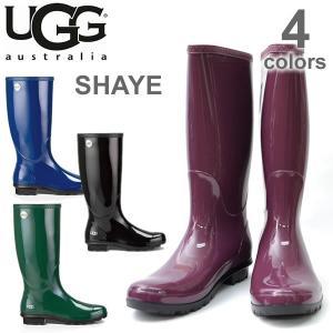 UGG/アグ SHAYE/シェイ レインブーツ♪スノーブーツ 防水/レディース/オーストラリア 長靴 1012350 ASTR|bobsstore