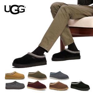 UGG/アグ 正規品 メンズ TASMAN/タスマン シューズ ムートン スリッポン カジュアル レザー オーストラリア 5950|bobsstore