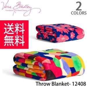 ヴェラブラッドリー【vera bradley】花柄の大判ブランケット 誕生日 お祝い プレゼント Blanket 毛布 12408【送料無料】|bobsstore